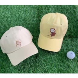 쉐어프렌즈 골프 모자 (아리&레오)